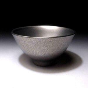 Matcha Schale Silber